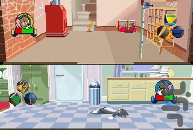 تام و جری: پنیر - عکس بازی موبایلی اندروید
