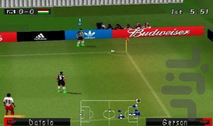 فوتبال واقعی 2016 - عکس بازی موبایلی اندروید