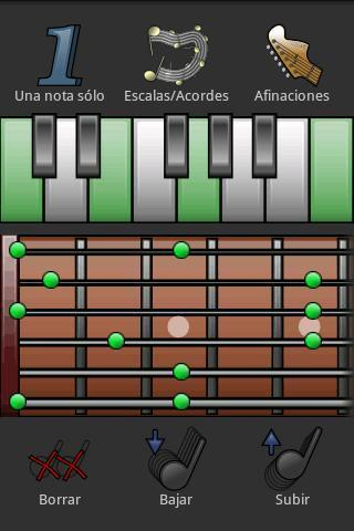 GuitarPianoConverterDavidKBD - عکس برنامه موبایلی اندروید