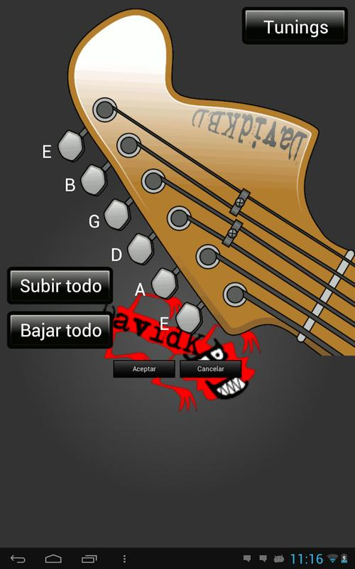 MusicScalesDavidKBD - عکس برنامه موبایلی اندروید