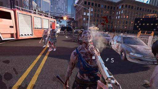 Death Invasion : Survival - عکس بازی موبایلی اندروید