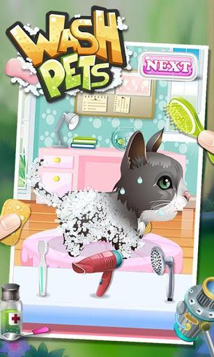 Wash Pets - عکس بازی موبایلی اندروید