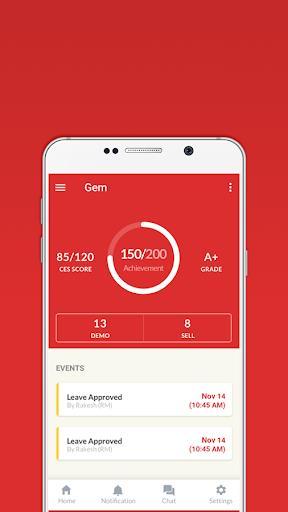 GEM - عکس برنامه موبایلی اندروید