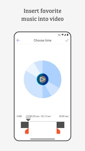 Photo On Video (Add Image, Picture To Video) - عکس برنامه موبایلی اندروید