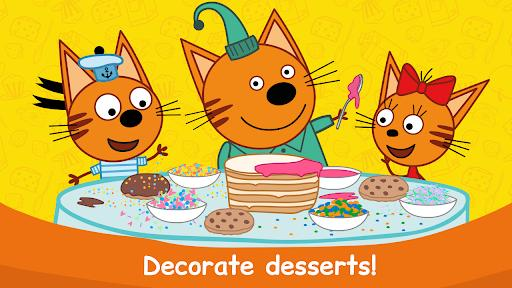 Kid-E-Cats: Cooking for Kids in Kitty Cat Games! - عکس بازی موبایلی اندروید