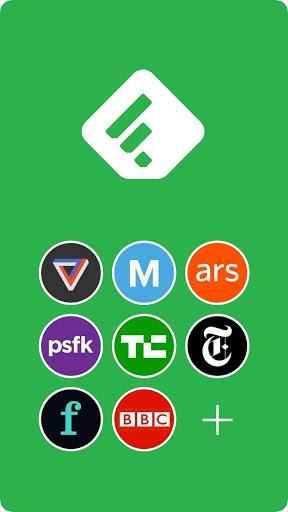 Feedly - Smarter News Reader - Image screenshot of android app