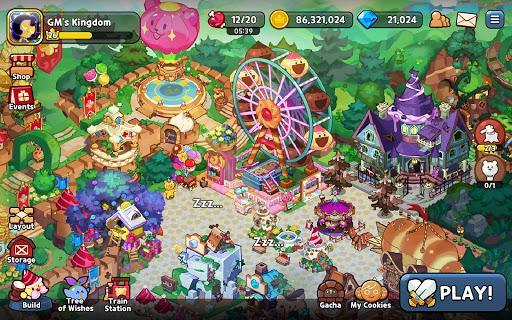 Cookie Run: Kingdom  - پادشاهی کلوچهها - عکس بازی موبایلی اندروید