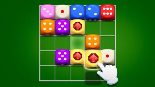 Dicedom  - پازل ترکیبی قلمرو تاس - عکس بازی موبایلی اندروید