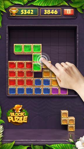 Block Puzzle Jewel - Gameplay image of android game