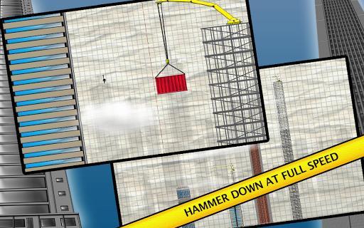 Stickman Base Jumper - عکس بازی موبایلی اندروید