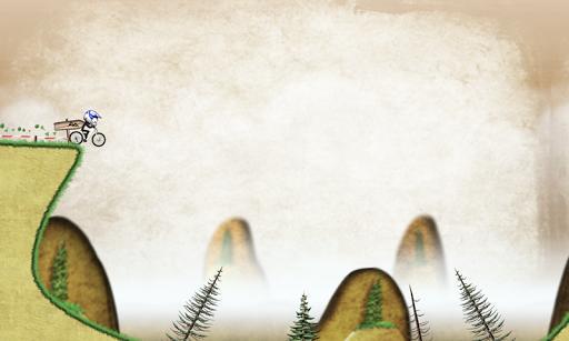Stickman Downhill - عکس بازی موبایلی اندروید
