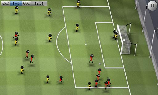 Stickman Soccer - Classic - عکس بازی موبایلی اندروید