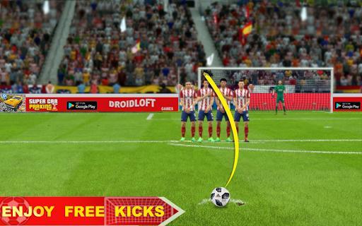 Soccer Football Strike Worldcup Champion League - عکس بازی موبایلی اندروید