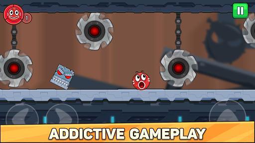 Roller Ball 6 : Bounce Ball 6 - عکس بازی موبایلی اندروید