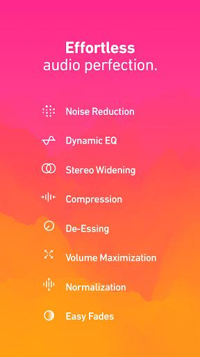 Dolby On: Record Audio & Music - عکس برنامه موبایلی اندروید