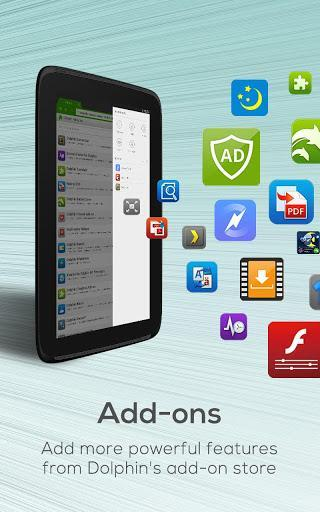 Dolphin Jetpack - Fast & Flash - عکس برنامه موبایلی اندروید