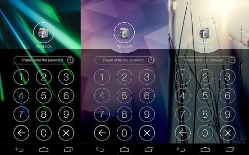 AppLock Theme Dawn - عکس برنامه موبایلی اندروید
