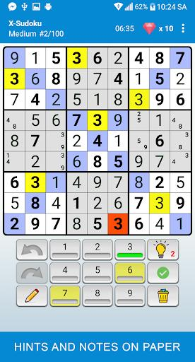 Sudoku - Classic Puzzle Game - عکس بازی موبایلی اندروید