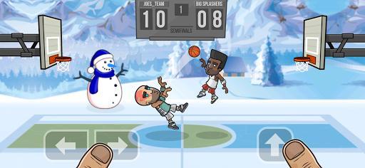 Basketball Battle - عکس بازی موبایلی اندروید
