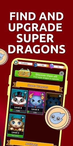 Crypto Dragons - Earn Blockchain Rewards - عکس بازی موبایلی اندروید