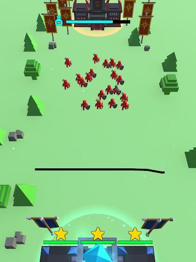 Draw Defence - عکس بازی موبایلی اندروید