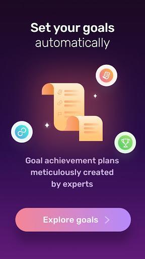 Dreamfora: Dream, Habit, Task & Daily Motivation - عکس برنامه موبایلی اندروید