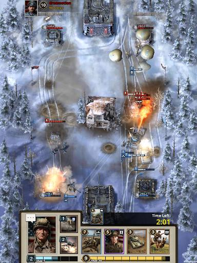 Road to Valor: World War II - عکس بازی موبایلی اندروید