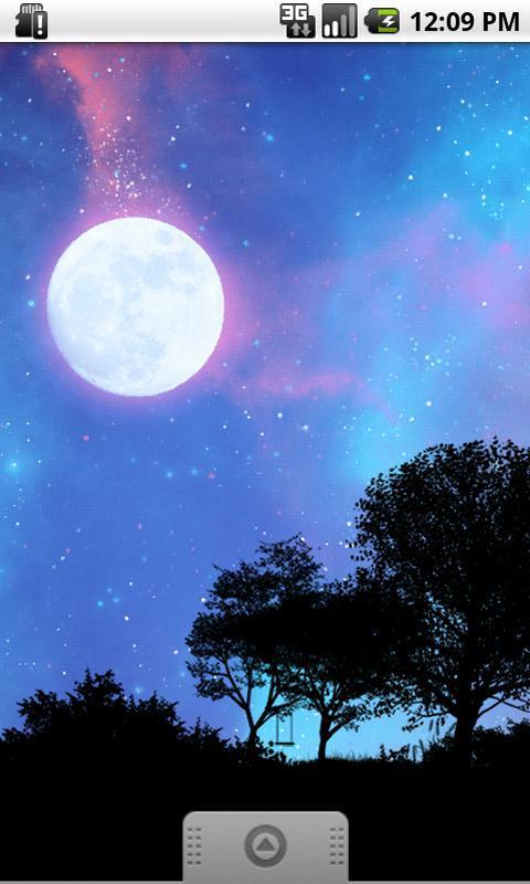Nightfall Live Wallpaper Free - عکس برنامه موبایلی اندروید