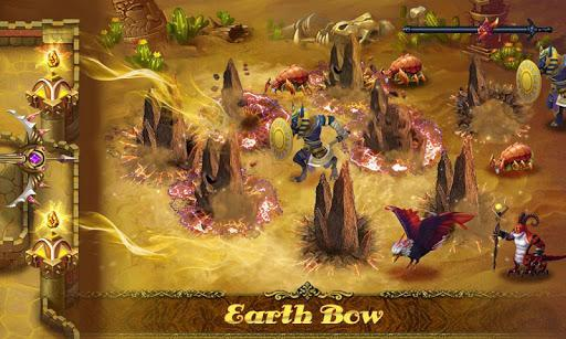 Defender III - عکس بازی موبایلی اندروید