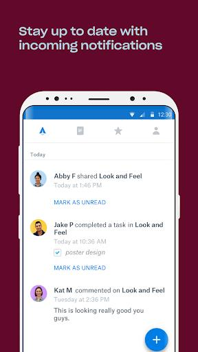 Dropbox Paper - عکس برنامه موبایلی اندروید