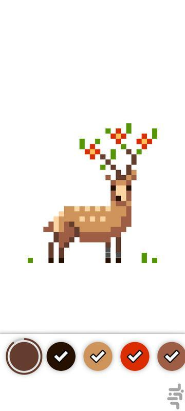 Paint Master - Pixel Art Coloring - عکس بازی موبایلی اندروید