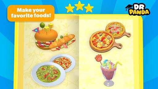 Dr. Panda Restaurant 3 - عکس بازی موبایلی اندروید