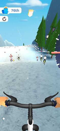 Riding Extreme 3D – دوچرخه سواری سه بعدی - عکس بازی موبایلی اندروید
