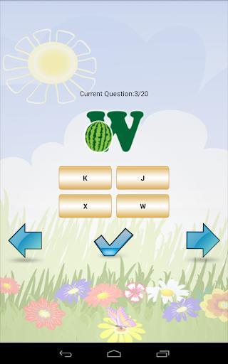 English for Kids - عکس بازی موبایلی اندروید