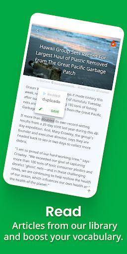DuoCards - Language Learning Flashcards - عکس برنامه موبایلی اندروید