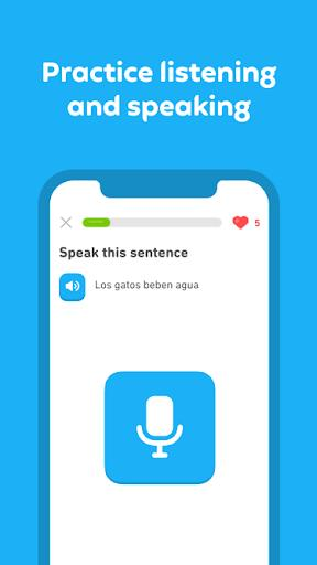 Duolingo: Learn Languages Free - Image screenshot of android app