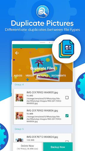 Duplicate Files Fixer and Remover - عکس برنامه موبایلی اندروید