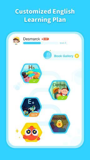 PalFish - Picture Books, Kids Learn English Easily - عکس برنامه موبایلی اندروید