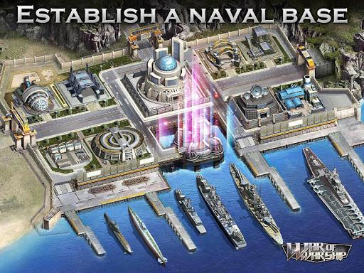 Sea Overlord - عکس بازی موبایلی اندروید