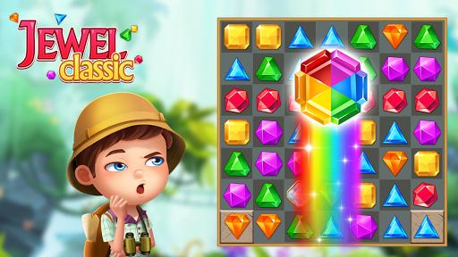 Jewels Classic - Jewel Crush Legend - عکس بازی موبایلی اندروید