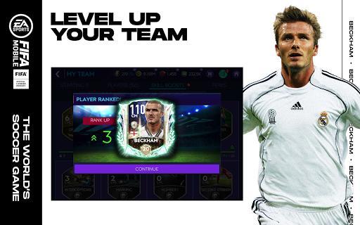 فوتبال فیفا - عکس بازی موبایلی اندروید