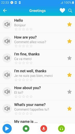 Learn English Communication - Awabe - عکس برنامه موبایلی اندروید