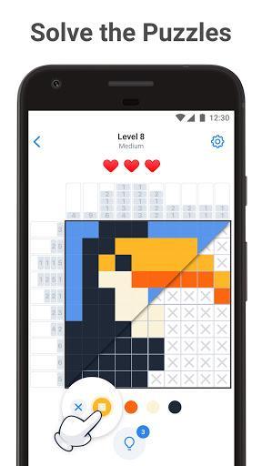 Nonogram.com Color - Picture Cross Pixel Puzzle - عکس بازی موبایلی اندروید
