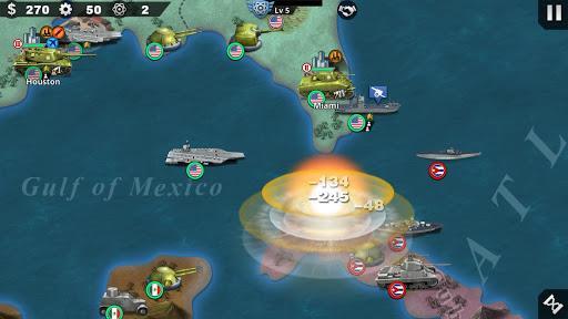 World Conqueror 4 - WW2 Strategy game - عکس بازی موبایلی اندروید