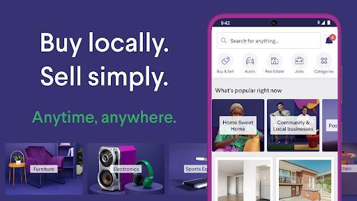 Kijiji: Your local marketplace - عکس برنامه موبایلی اندروید