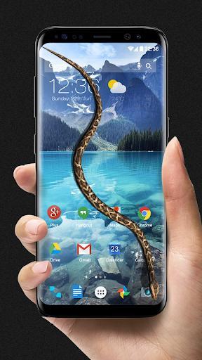 Snake in Hand Joke - iSnake - عکس برنامه موبایلی اندروید