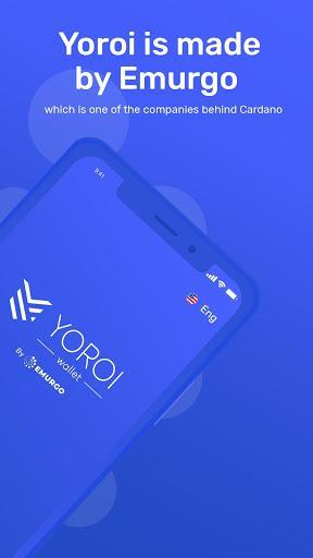 Yoroi - The Cardano Wallet - عکس برنامه موبایلی اندروید
