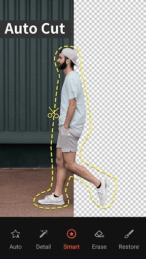 Photo Editor PRO - Photo Lab, Auto Cutout - عکس برنامه موبایلی اندروید