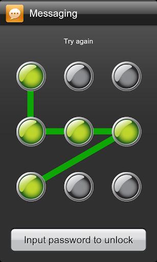 App Lock - عکس برنامه موبایلی اندروید