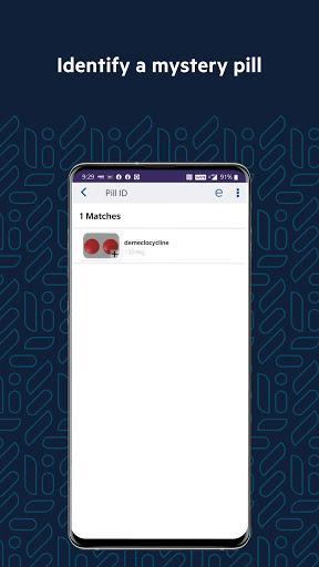 Epocrates - عکس برنامه موبایلی اندروید